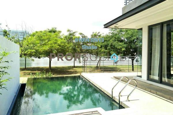 For Sale Semi-Detached at Precinct 8, Putrajaya Freehold Fully Furnished 5R/5B 3.6m