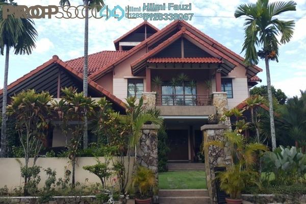 For Sale Bungalow at Bangi Golf Resort, Bandar Baru Bangi Leasehold Semi Furnished 6R/6B 4.2m