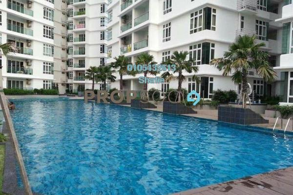 For Sale Condominium at Royal Regent, Dutamas Freehold Fully Furnished 2R/2B 595k