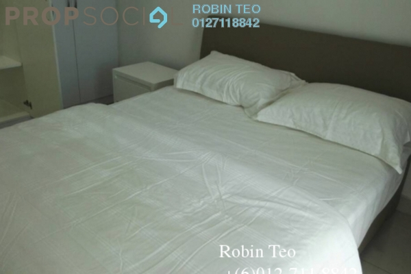 For Rent Condominium at Sky Suites @ Meldrum Hills, Johor Bahru Freehold Fully Furnished 1R/1B 1.7k