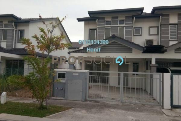 For Sale Terrace at Kemuning Greenhills, Kota Kemuning Freehold Unfurnished 4R/3B 580k