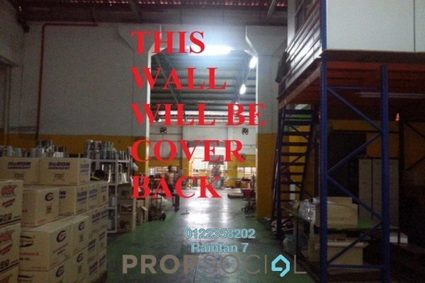 For Rent Factory at Bukit Kemuning Industrial Park, Kota Kemuning Freehold Unfurnished 2R/3B 9.5k