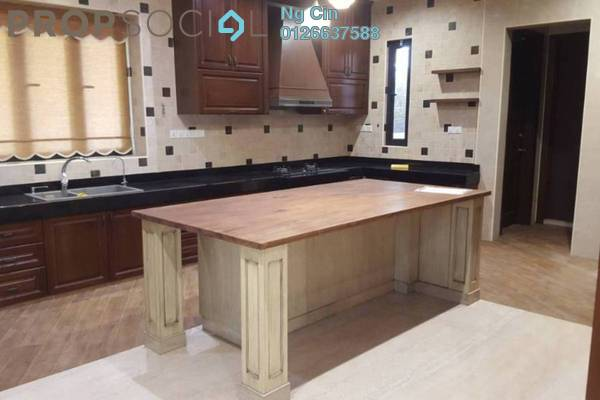 For Sale Bungalow at Section 31, Kota Kemuning Freehold Fully Furnished 6R/7B 4.8m