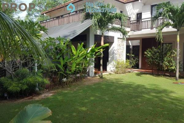 For Sale Bungalow at Kota Kemuning Hills, Kota Kemuning Freehold Semi Furnished 6R/7B 3.9m