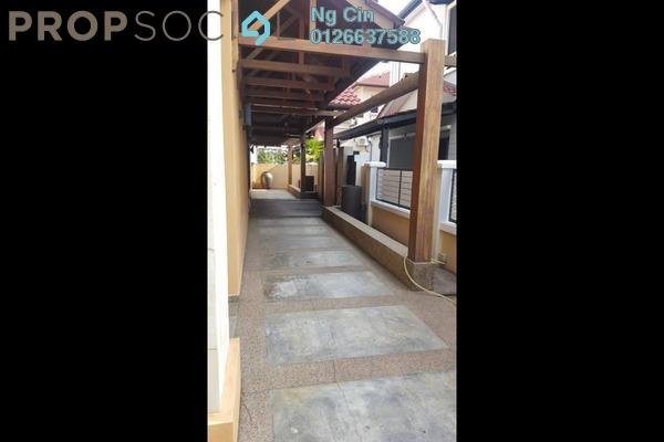 For Sale Semi-Detached at Kemuning Utama Permai, Kemuning Utama Freehold Semi Furnished 7R/5B 2m