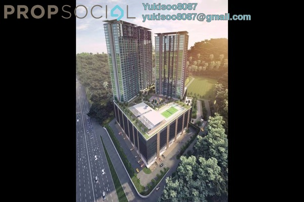 For Sale Condominium at Sri Pelangi, Setapak Freehold Fully Furnished 0R/1B 298k