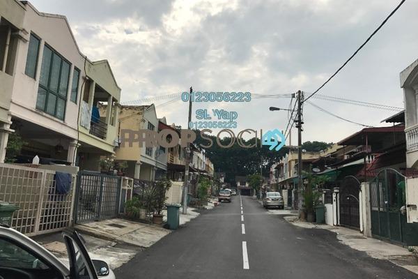 For Rent Terrace at Taman Sri Endah, Sri Petaling Freehold Unfurnished 3R/2B 1.45k