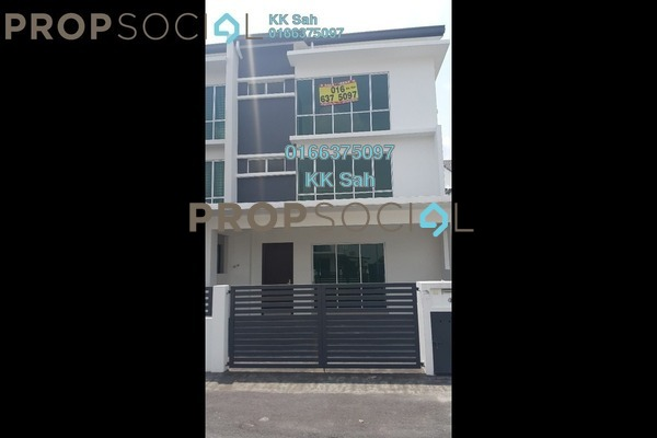For Sale Link at Taman Sejati 5, Klang Freehold Unfurnished 5R/5B 700k