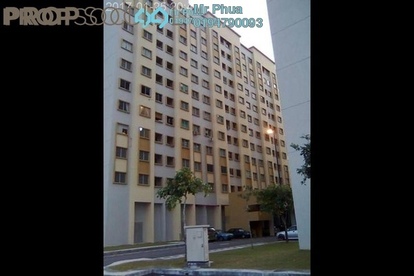 For Rent Condominium at Palm Court, Seri Tanjung Pinang Freehold Fully Furnished 3R/2B 1k