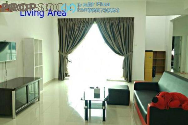 For Rent Apartment at Fiera Vista, Sungai Ara Freehold Fully Furnished 3R/2B 2k