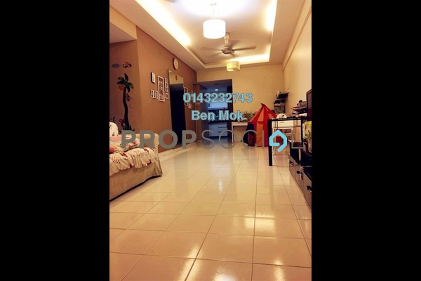 For Sale Apartment at Vista Mutiara, Kepong Freehold Semi Furnished 3R/2B 468k