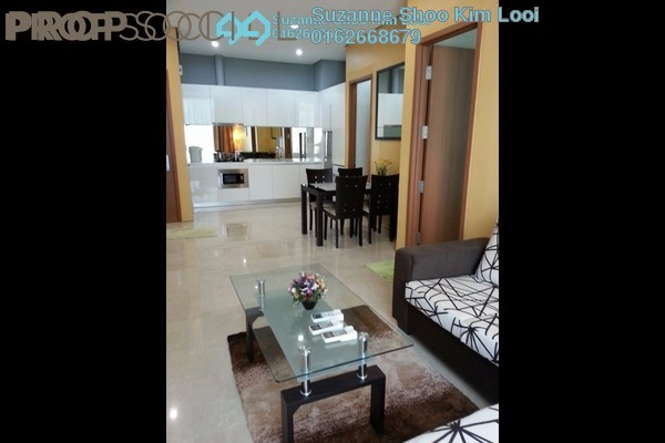 For Rent Condominium at Soho Suites, KLCC Freehold Fully Furnished 1R/1B 3k
