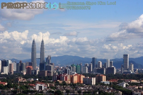 For Sale Condominium at Dua Residency, KLCC Freehold Fully Furnished 5R/4B 1.98m