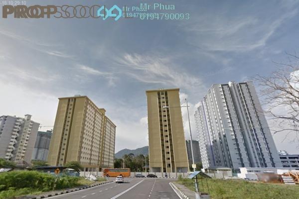 For Rent Condominium at Idaman Seroja, Sungai Ara Freehold Unfurnished 3R/2B 750translationmissing:en.pricing.unit