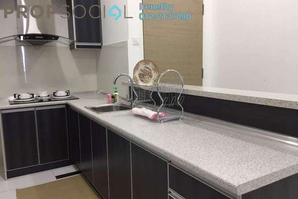 For Rent Condominium at Skypod, Bandar Puchong Jaya Freehold Fully Furnished 3R/2B 2.2k