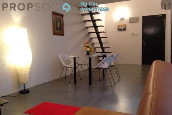 For Sale Serviced Residence at Subang SoHo, Subang Jaya Freehold Semi Furnished 1R/1B 435k