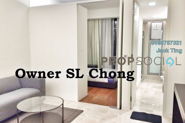 For Rent Serviced Residence at The Signature, Sri Hartamas Freehold Fully Furnished 1R/1B 2.3k