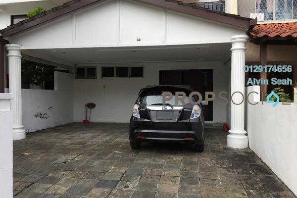 For Sale Terrace at SS22, Damansara Jaya Freehold Semi Furnished 3R/3B 1.55m