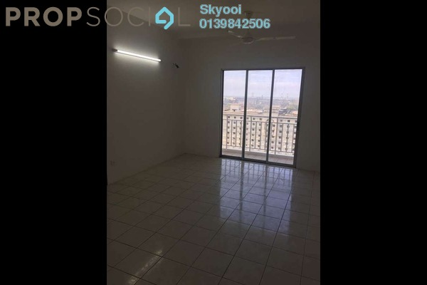 For Sale Condominium at Prai Inai, Seberang Jaya Freehold Unfurnished 3R/2B 248k