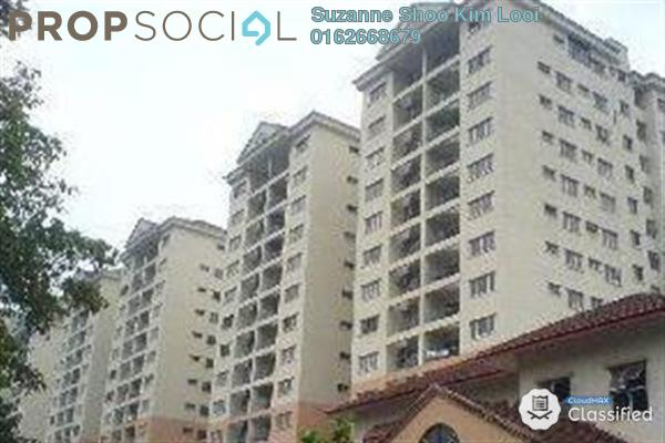 For Sale Condominium at Dinasti Klang, Klang Leasehold Unfurnished 3R/3B 380k