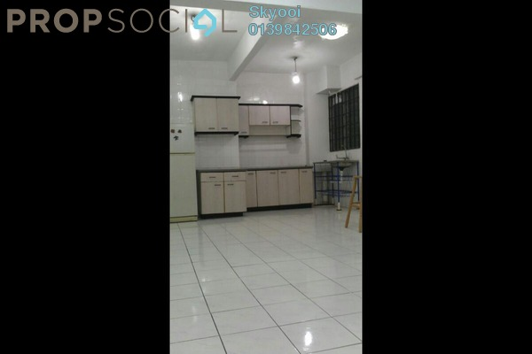 For Sale Condominium at Vista Condominium, Relau Freehold Unfurnished 3R/2B 260k