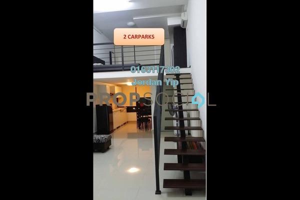 For Sale SoHo/Studio at Subang SoHo, Subang Jaya Freehold Fully Furnished 1R/1B 410k