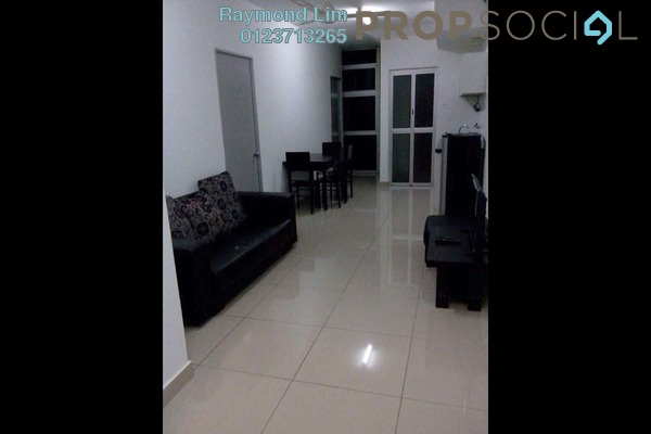 For Rent Condominium at The Domain, Cyberjaya Freehold Fully Furnished 3R/1B 1.3k