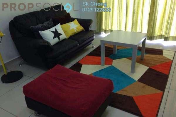 For Rent Condominium at Endah Promenade, Sri Petaling Freehold Fully Furnished 4R/3B 3.3k