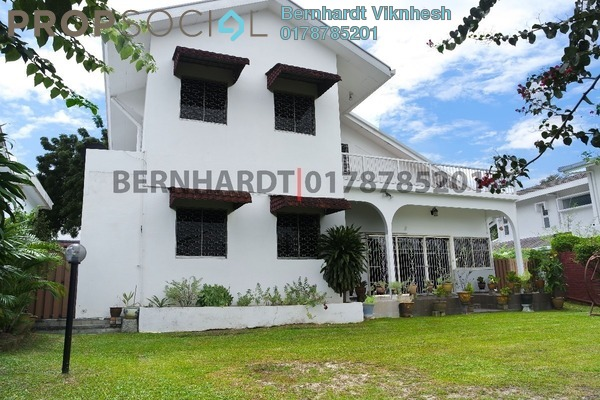 For Sale Bungalow at Section 14, Petaling Jaya Leasehold Semi Furnished 5R/4B 2.8m