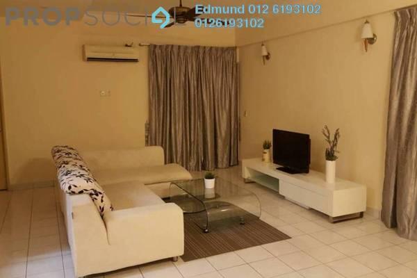 For Sale Condominium at Pelangi Damansara, Bandar Utama Freehold Fully Furnished 3R/2B 550k