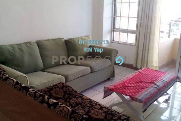 For Rent Condominium at Pantai Panorama, Pantai Freehold Fully Furnished 1R/1B 1.9k