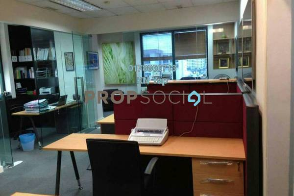 For Rent Office at Bangsar Trade Centre, Pantai Freehold Semi Furnished 0R/0B 2.35k