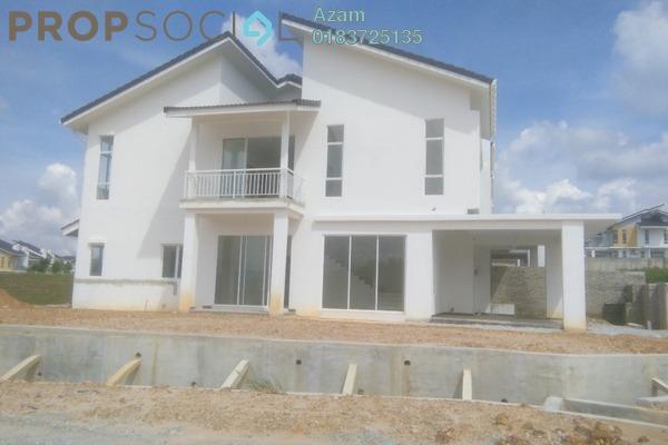 For Sale Terrace at Bandar Utama Batang Kali, Batang Kali Freehold Unfurnished 4R/3B 450k