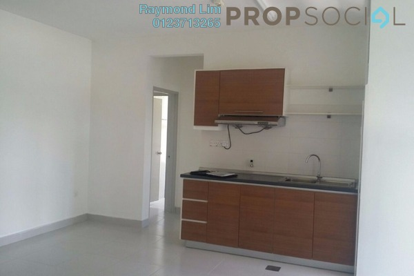 For Rent Condominium at The Domain, Cyberjaya Freehold Semi Furnished 2R/2B 1k