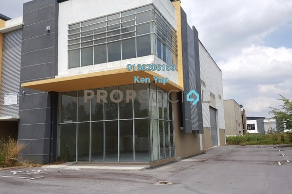 For Sale Factory at Semtec Park , Semenyih Freehold Unfurnished 0R/4B 2.2m