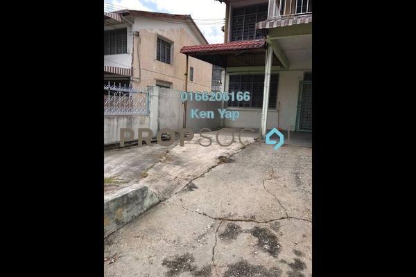 For Sale Terrace at Taman OUG, Old Klang Road Freehold Unfurnished 4R/2B 848k