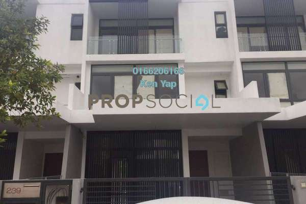 For Sale Superlink at Reed, Sungai Besi Freehold Unfurnished 5R/6B 1.68m