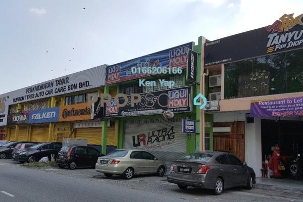 For Rent Factory at PJS 11, Bandar Sunway Freehold Unfurnished 0R/4B 8.5k