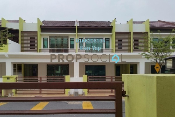 For Sale Terrace at Citra Hill, Mantin Freehold Unfurnished 4R/4B 510k