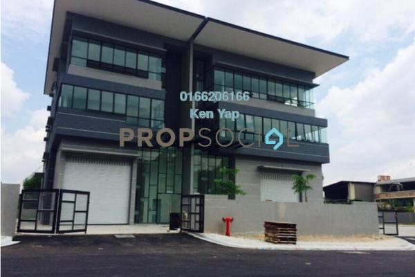 For Rent Factory at Bandar Teknologi Kajang, Semenyih Freehold Unfurnished 0R/6B 8k