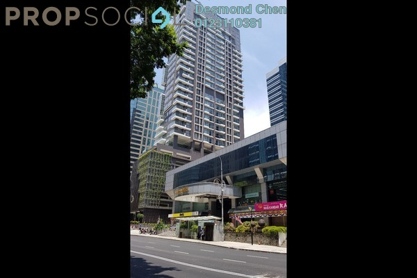 For Rent Condominium at The Manhattan, Bukit Ceylon Freehold Fully Furnished 1R/1B 3.8k