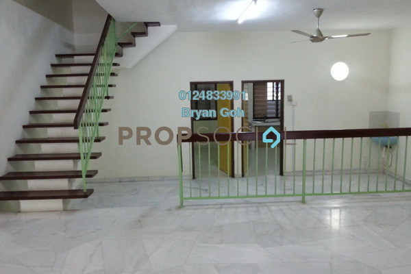For Rent Terrace at Island Glades, Green Lane Freehold Semi Furnished 4R/3B 1.5k