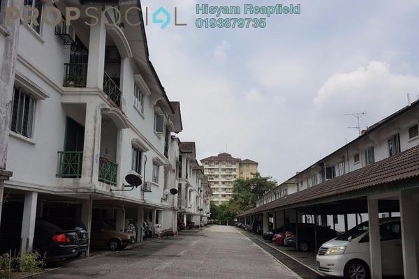 For Sale Apartment at DesaKu 2, Kemensah Freehold Semi Furnished 3R/2B 455k