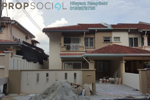 For Sale Terrace at Taman Puncak Jalil, Bandar Putra Permai Freehold Semi Furnished 4R/3B 700k