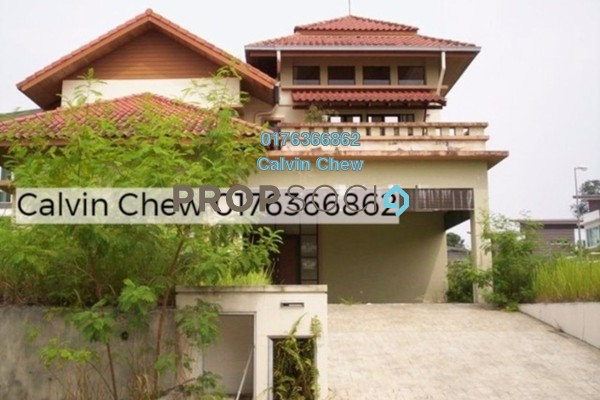 For Sale Bungalow at Bukit Bayu, Shah Alam Freehold Unfurnished 6R/6B 1.16m