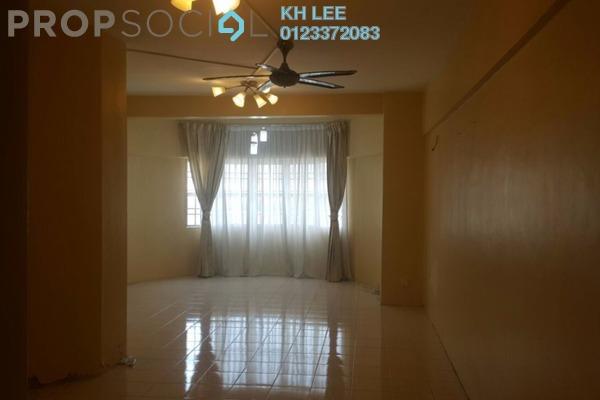 For Rent Condominium at Regensi, Klang Freehold Semi Furnished 3R/2B 1.1k