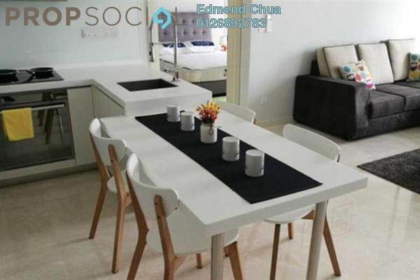 For Rent Condominium at Vogue Suites One @ KL Eco City, Mid Valley City Freehold Fully Furnished 1R/1B 4k
