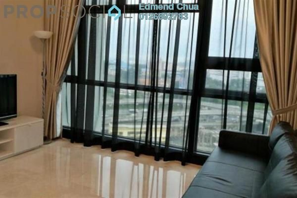 For Rent Condominium at Vogue Suites One @ KL Eco City, Mid Valley City Freehold Fully Furnished 1R/1B 3.6k