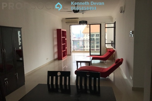 For Rent Condominium at Sri Putramas II, Dutamas Freehold Fully Furnished 3R/2B 2.3k