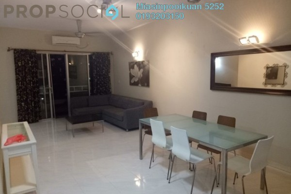 For Rent Condominium at Seri Maya, Setiawangsa Freehold Fully Furnished 3R/2B 2.75k